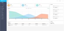 MFAN通用蓝灰色网站后台管理系统HTML模板