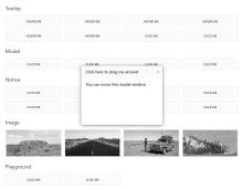 jBox弹窗提示框插件实例演示