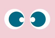 jQuery眼珠子鼠标跟随特效代码