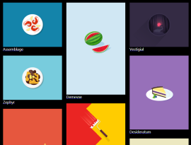 html5 css3图片列表<span style='color:red;'>瀑布流</span>自适应排版布局插件