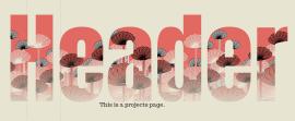 基于<span style='color:red;'>vue.js</span>制作的文字动效