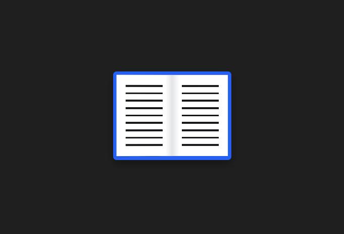 css实现书的图标翻页动画效果